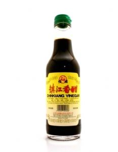 Chinkiang Vinegar (Chinese Black Rice Vinegar) | Buy Online at The Asian Cookshop.